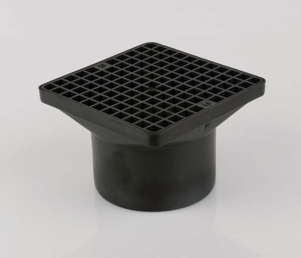 Underground 110mm Spare Square Gully Grid
