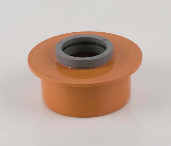 Underground 110mm Plug X 50mm Pushfit Pipe