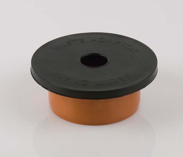 Underground 110mm Universal Adaptor To Socket