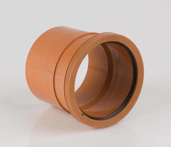Underground 160mm Single Socket Coupling