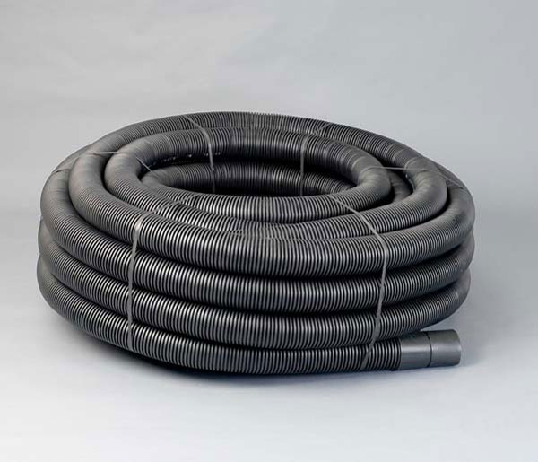 100mm x 50Mtr Perforated Land Drain