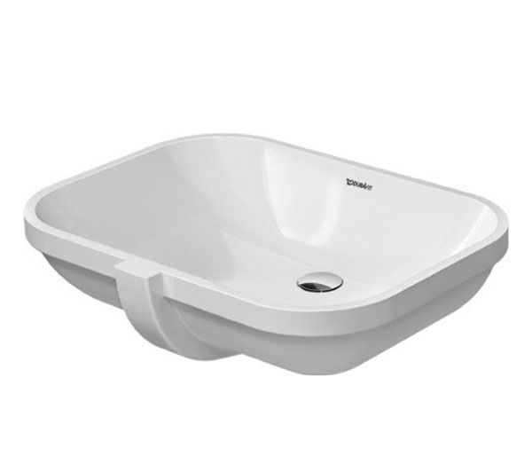 Duravit D-Code Under Mount Basin W560xD400
