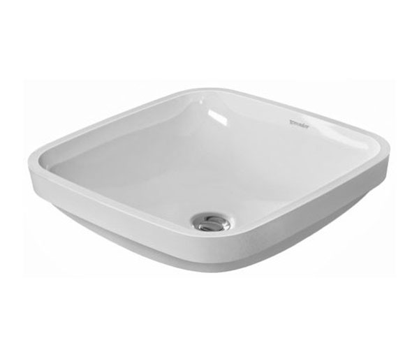 Duravit Durastyle Under Mount Basin 370x370mm