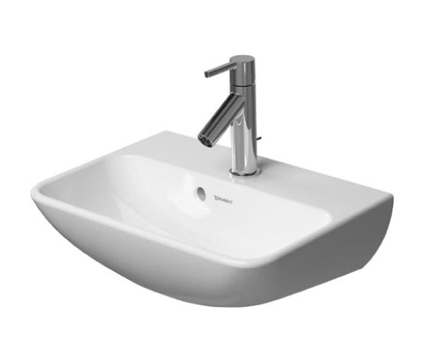 Duravit MEbyStarck Cloak Basin 450x320mm 1th