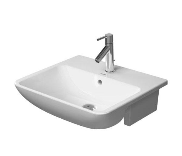 ME b yStarck Semi Recessed Basin 550x445mm