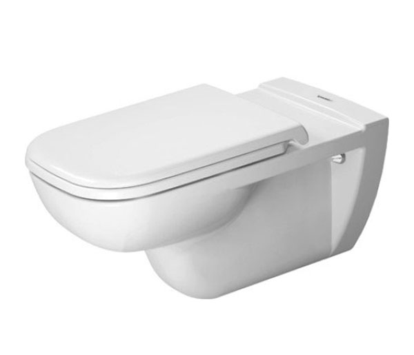 Duravit D-Code Wall Mounted Pan W360xD700mm
