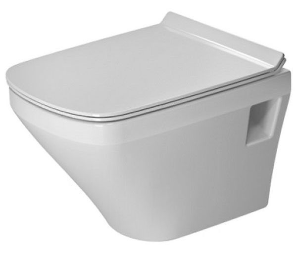 Durastyle Rimless Wall Hung WC + Seat