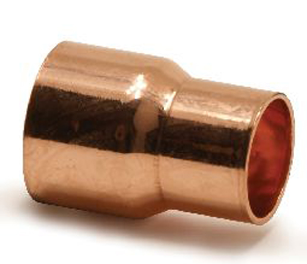 22x15mm End Feed Reducing Coupling