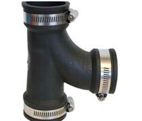 Plumbing Tee 63-54mm