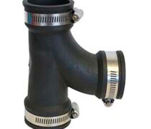 Plumbing Tee 89-80mm