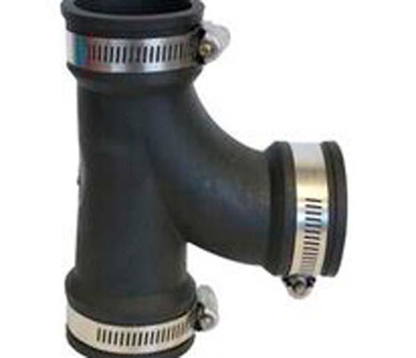 Plumbing Tee 116-105mm