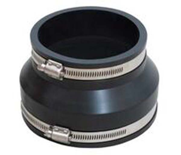 Reducing Drainage Coupling 122/110-95/80mm