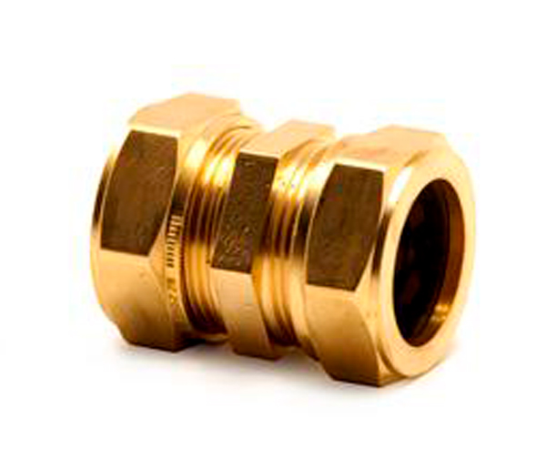 Straight Compression Coupling 12mm