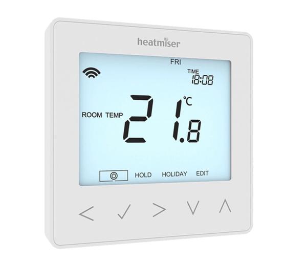 Keyplumb Heatmiser Neo Stat White