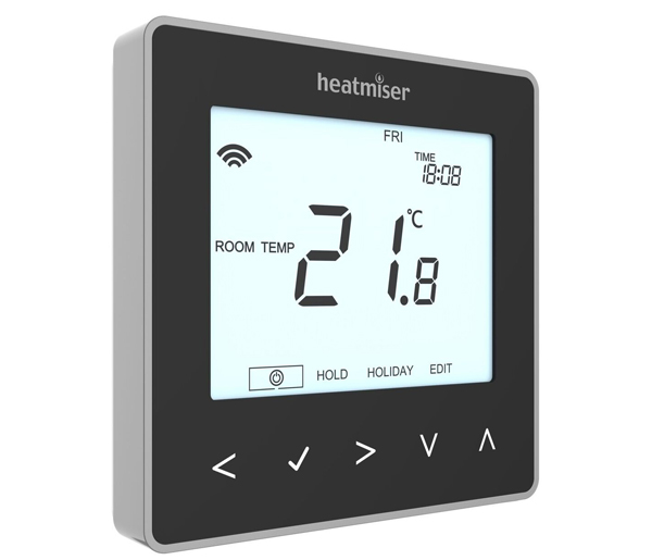 Keyplumb Heatmiser Neo Stat Black