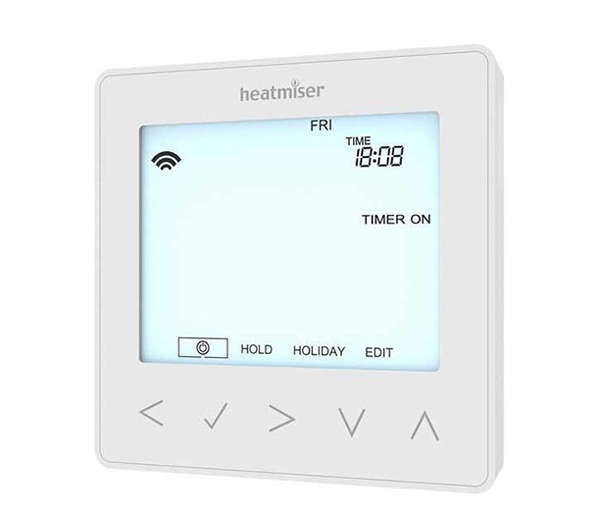 Keyplumb Heatmiser Hot Neo Stat White