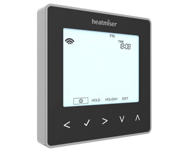 Keyplumb Heatmiser Neo Stat Hot Black