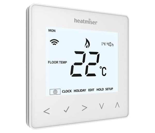 Keyplumb Heatmiser Neo Air White