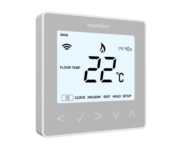 Keyplumb Heatmiser Neo Air Silver