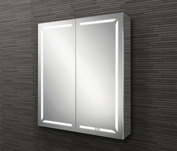 Groove Bluetooth Mirror Cabinet 600x700