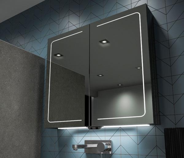 HIB Vapor Cabinet 800x700 RRP £734 SAVE 30%