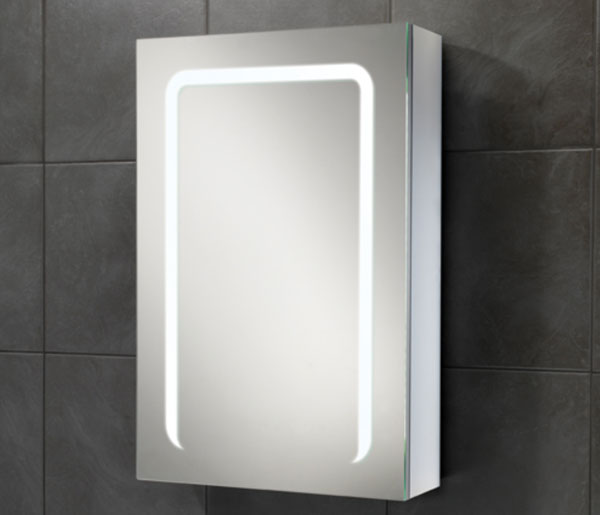 HIB Stratus Mirror Cabinet 500x700mm