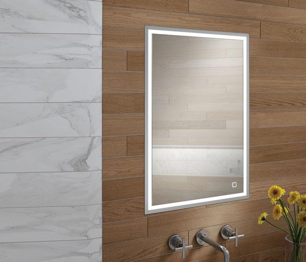 HIB Vanquish Mirror Cabinet 530x730mm