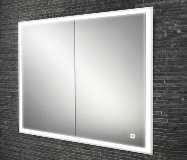 HIB Vanquish Mirror Cabinet  830x730mm