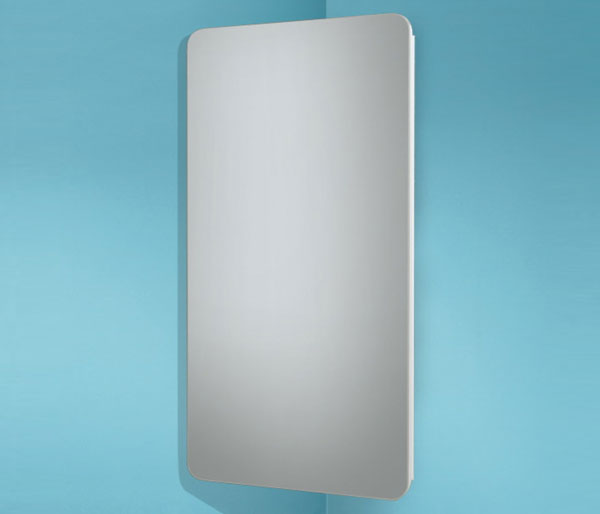 HIB Turin White Gloss Cabinet 300x600mm