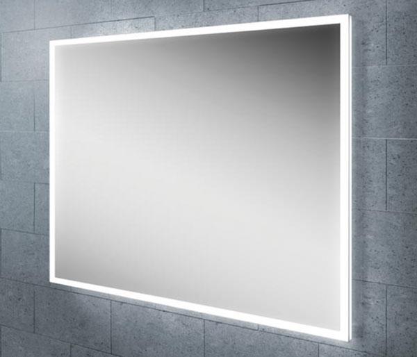 HIB Globe Illuminated LED Mirror 600x800mm