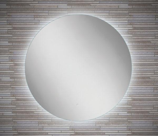 HIB Theme Illuminated Mirror 600mm