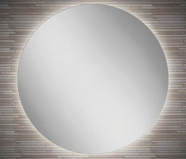 HIB Theme Illuminated Mirror 800mm