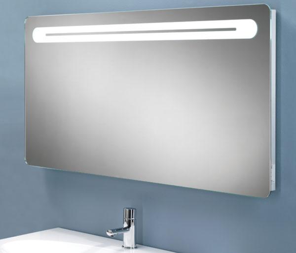 HIB Vortex Mirror & charging socket 450x800mm