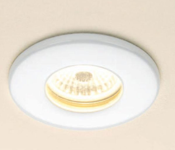 HIB Fire Rated HIB Shower Light White War