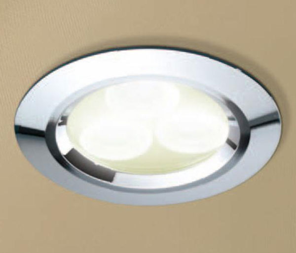 HIB Showerlight Chrome Warm
