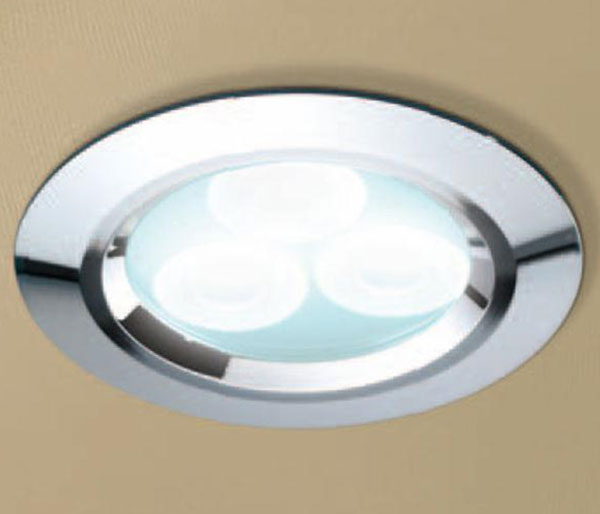 HIB Showerlight Chrome Cool