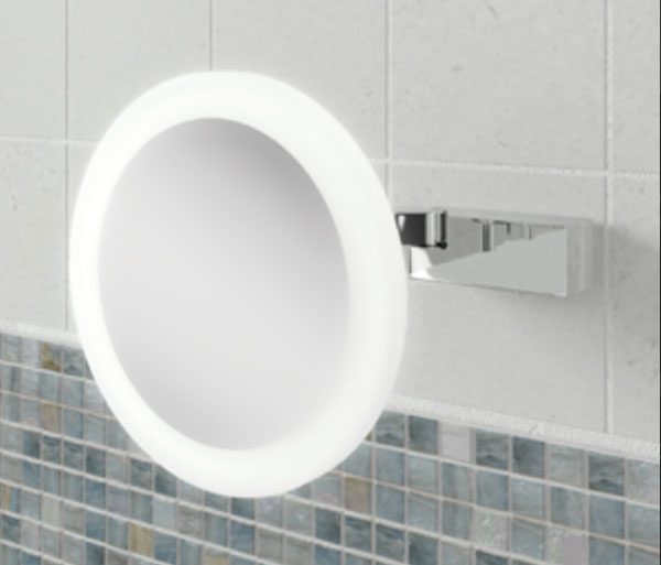 HIB Libra Magnifying Mirror 200mm