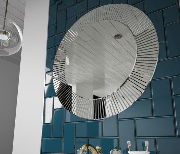 HIB Arte Mirror 600mm
