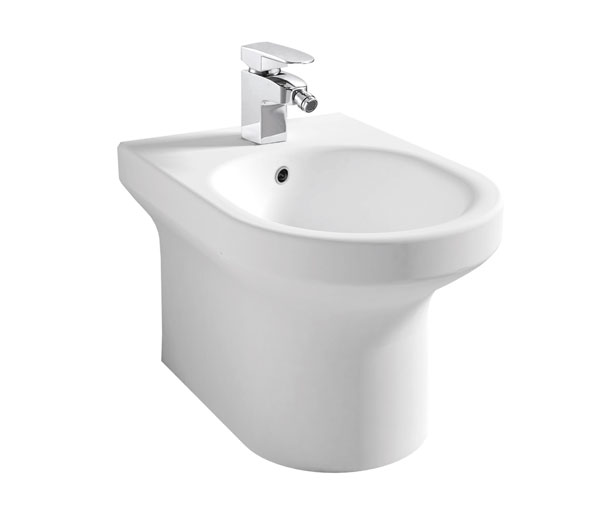 Alma Wall Mounted Bidet 1th