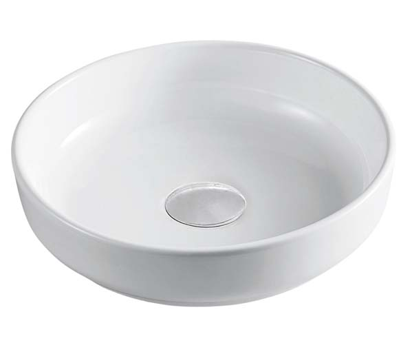 Alma Countertop Basin Round 400mm