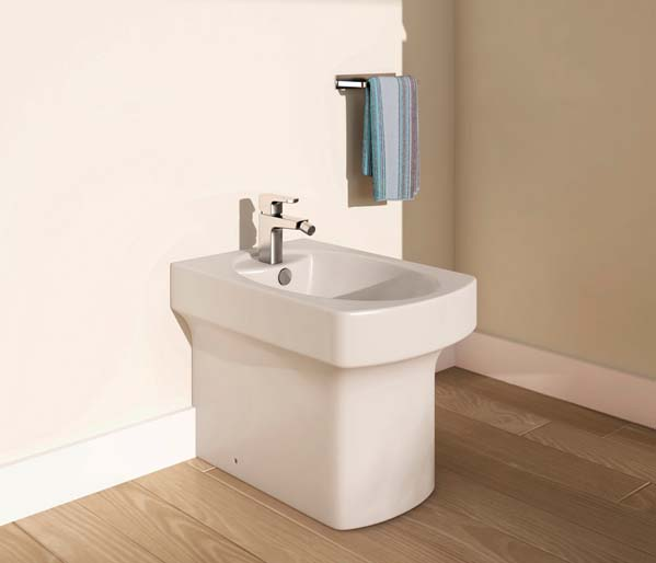 Dekka Floor Standing Bidet 1th