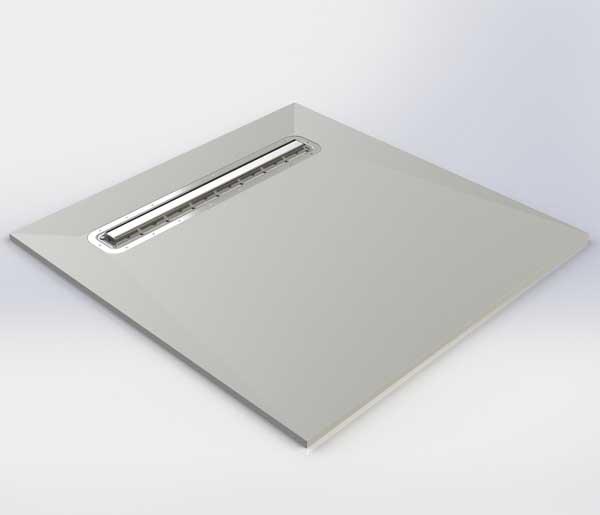 Aqua-Dec Linear 4 (Falls) Former 1000x1000mm