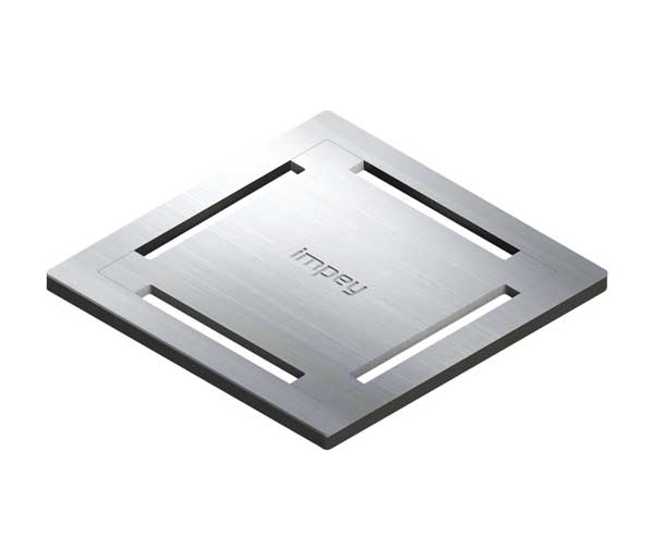 Upgrade to Stamp Stainless Steel Grate