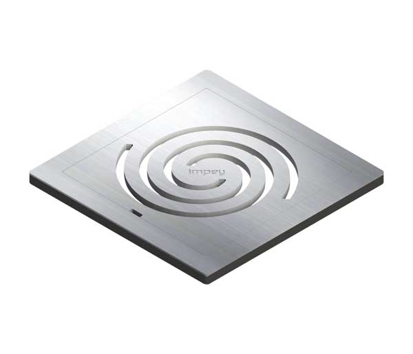 Identify Stainless Steel Grate