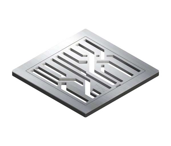 Upgrade to Fibre Stainless Steel Grate