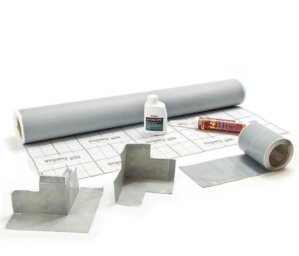 Impey Waterguard Wall Kit 10m Sq