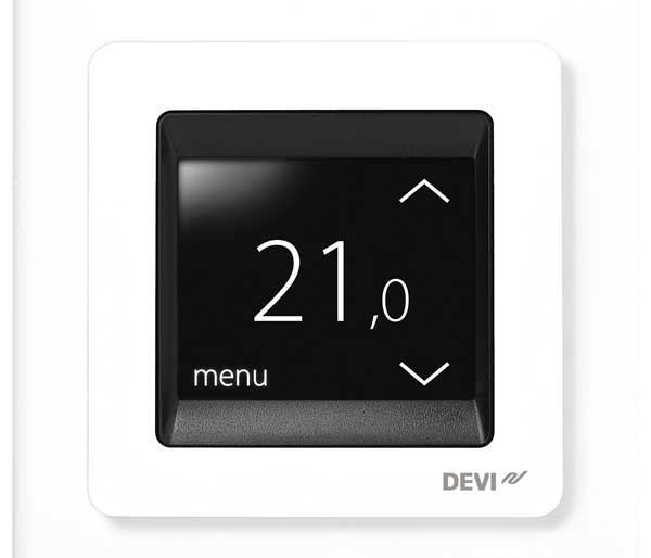 Impey Aqua-Mat Touch Thermostat/Timer White