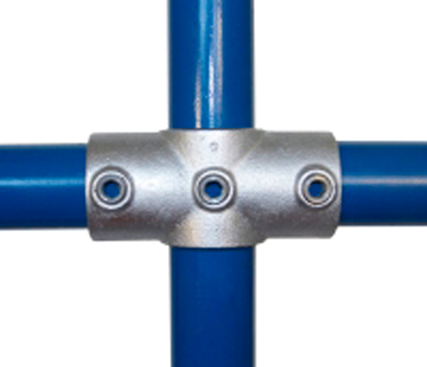 Interclamp 33.7Mm 119 Cross (Middle Rail)