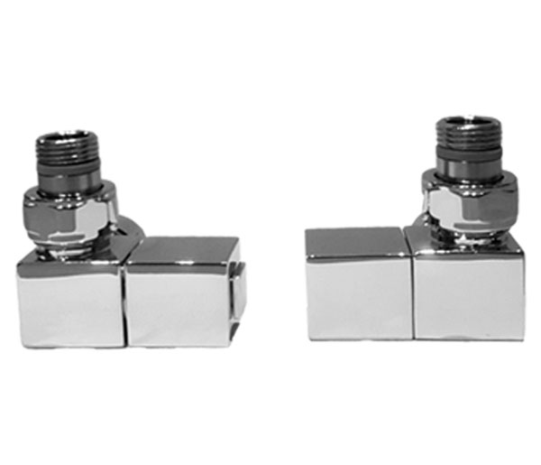 JIS Square Profile Radiator Valves