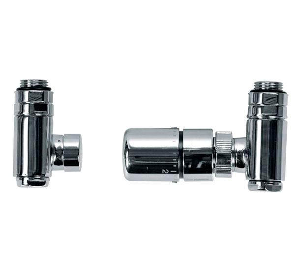JIS Dual Fuel TRV Radiator  Valves